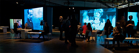 Blog: Art Rotterdam Projections 2014