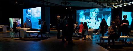 Blog: Art Rotterdam Projections 2014
